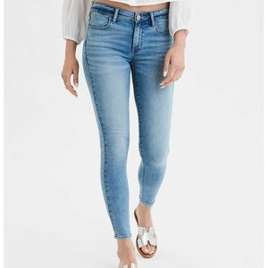 American Eagle Outfitters Super Stretch Skinny 0